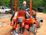 Ditch Witch RT45