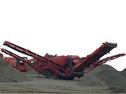 Terex Finlay 984 Horizontal Screener