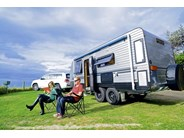 Evernew 50th Anniversary Caravan