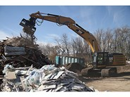 Caterpillar G315B-R Demolition and Sorting Grapple