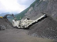 Gipo RC 131 Impact Crusher