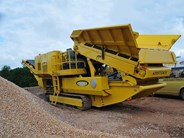 Keestrack Mobile Cone Crusher