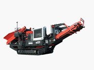 Sandvik QH331 Mobile Cone Crusher
