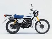 Suzuki TF125K5 Mud Bug