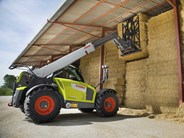 Claas Scorpion Series Telescopic Handlers