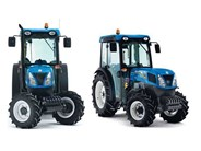 New Holland T4's
