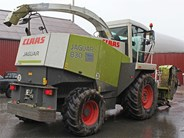 CLAAS Jaguar 830 Harvester