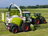 CLAAS Jaguar 840 Harvester