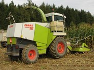 CLAAS Jaguar 860 Harvester