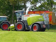 CLAAS Jaguar 940 Harvester