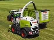 CLAAS Jaguar 950 Harvester