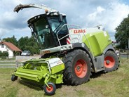 CLAAS Jaguar 960 Harvester