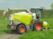 CLAAS Jaguar 970 Harvester