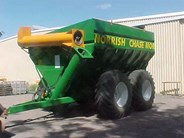 Norrish 20T Tandem Axel Chaser Bin