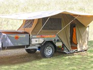 Kimberley Campers Classic Offroad Campertrailer