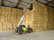 Claas Scorpion Series Telehandlers