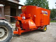Seko Mixer Wagon VMF 160 Tiger