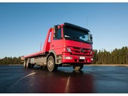 Mercedes-Benz 1629 LF 4x2 Rigid