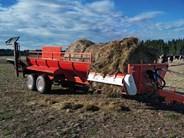 AgMech Multi Bale Feeders