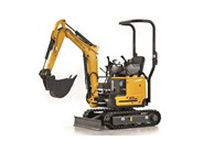 New Holland E10SR Mini Excavator