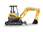 New Holland Mini Excavator E35B