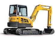 New Holland Mini Excavator E55BX