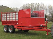 Taege Center Feed Wagon