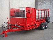Taege Side Feed Wagon