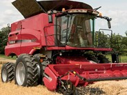 Case IH 8 240 Axial Flow Combine Harvester