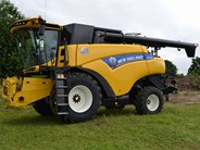 New Holland CR Combine Harvester
