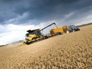 New Holland CR 8.90 Tracked Combine Harvester