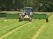 Krone ECB 1000 CV Mower Conditioner