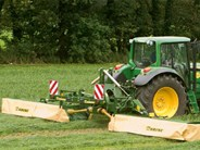 Krone ECB 870CV Mower Conditioner
