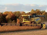 New Holland Draper Heads Harvesting Equipment