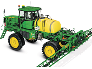 John Deere R4023 Self-propelled Sprayer