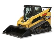 Caterpillar 297D Skid Steer