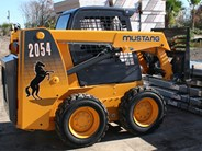 Mustang 2054 Skid Steer Loader