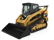 Caterpillar 299D XHP Skid Steer Loader