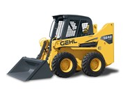 Gehl 5640E Skid Steer Loader