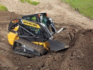 New Holland C238 Skid Steer Loader