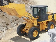 Liugong 835 Wheel Loader