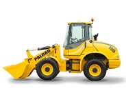 Palazzani PL 155 Wheel Loader