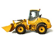 Paload PL 165 Wheel Loader