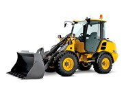 Volvo L20F Wheel Loader