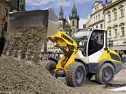 Liebherr 506 Wheel Loader