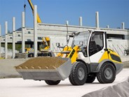 Liebherr 508 Wheel Loader