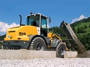 Liebherr 514 Wheel Loader