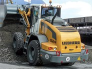 Liebherr 524 Wheel Loader