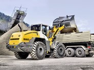 Liebherr 550 Wheel Loader