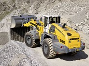Liebherr 580 Wheel Loader